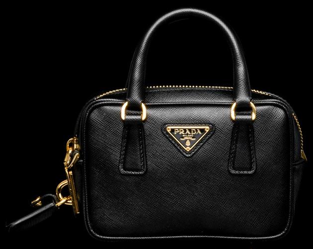 Prada-Mini-Saffiano-Bag-Black