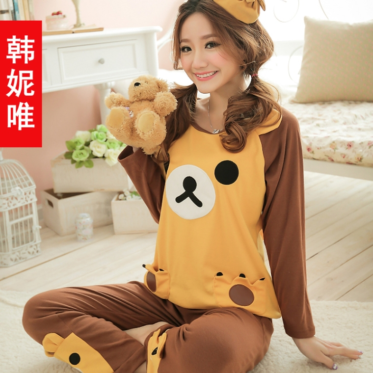 Free-shipping-Spring-autumn-cute-sleepwear-women-100-cotton-Rilakkuma-anime-kigurumi-pajamas-for-womens-nightie.jpg